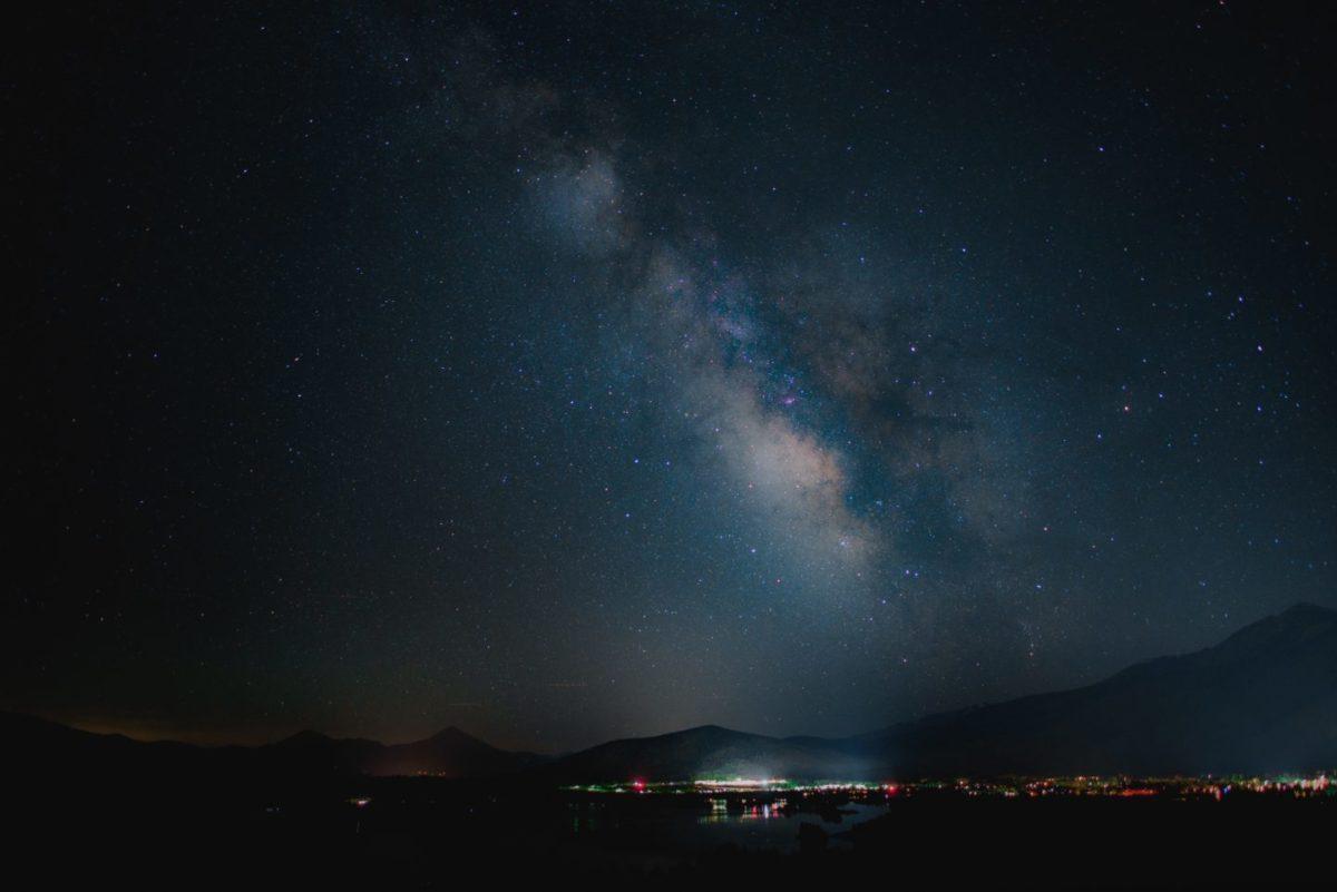 purpose-driven universe