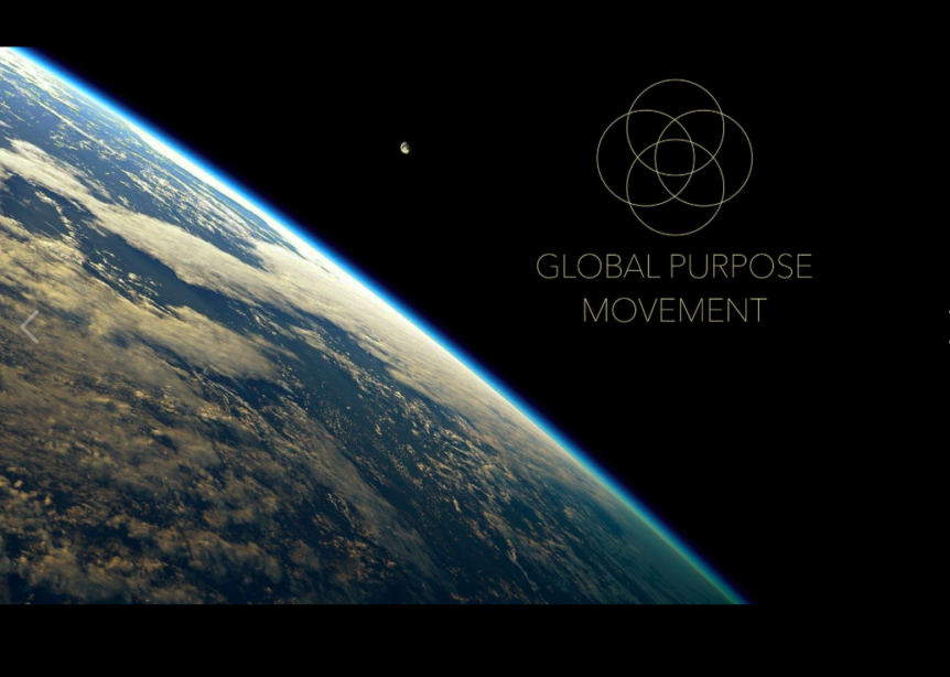 global purpose movement image