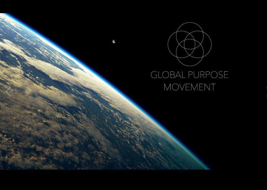 global purpose movement image