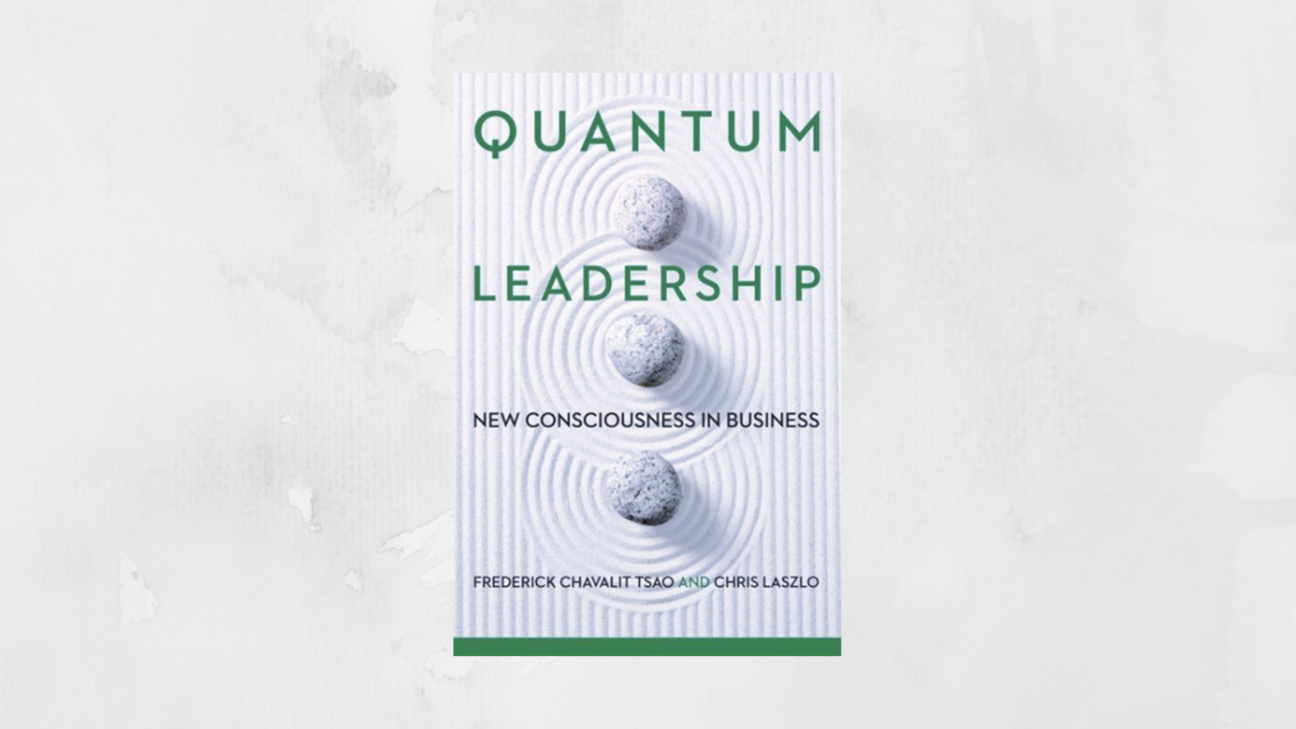 quantum leadership book
